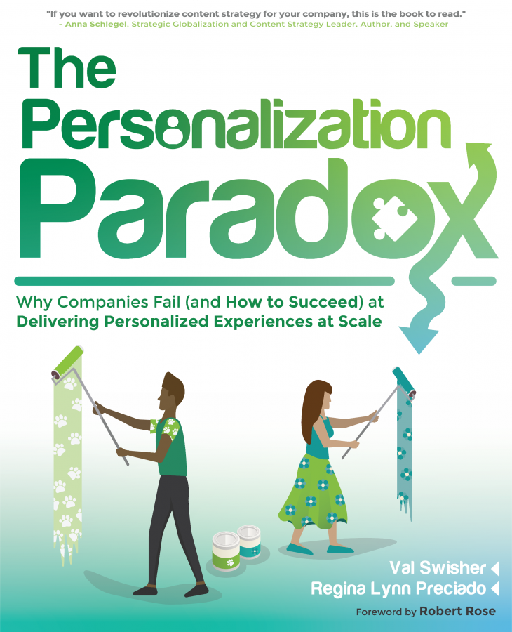 Front cover of The Personaliztion Paradox