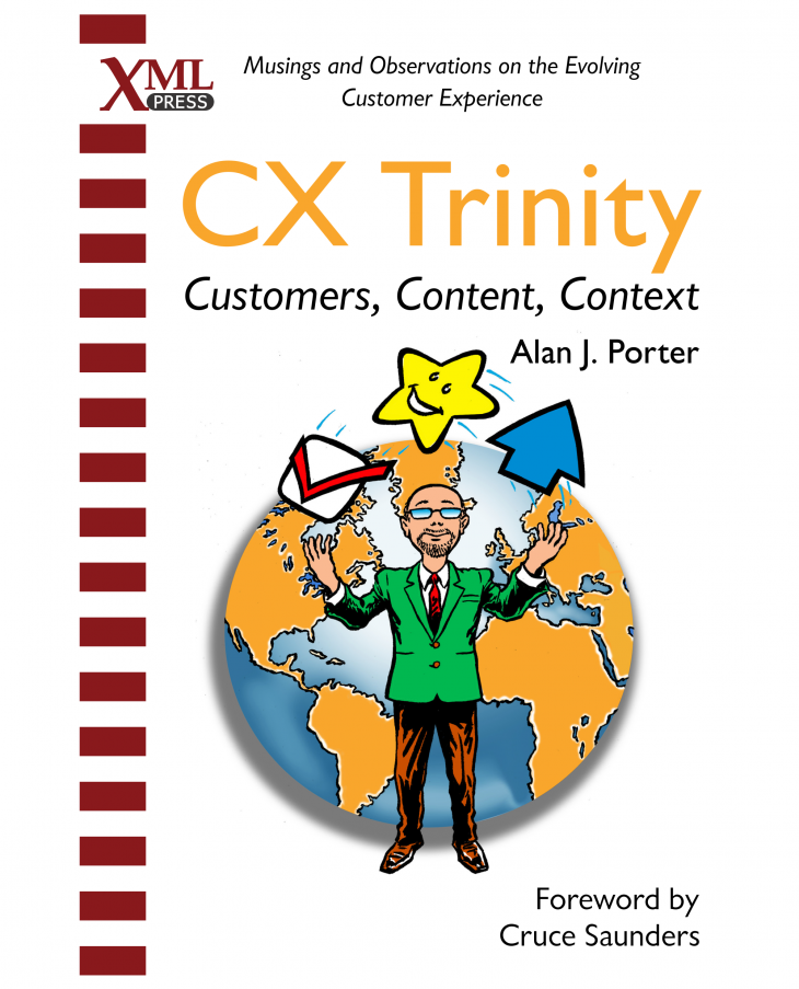 Front cover of The CX Trinity